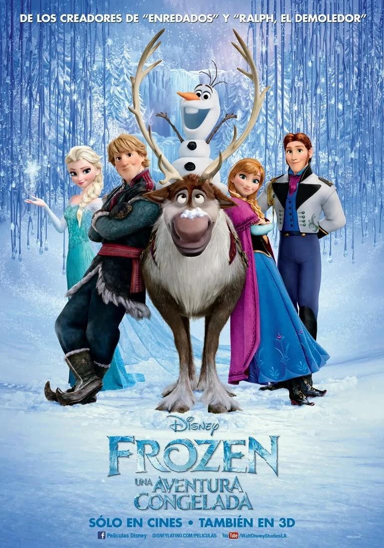 Frozen: Una aventura congelada (Lost Argentinian Dub)