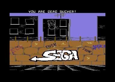 Mafia Warz(lost Commodore 64 game)
