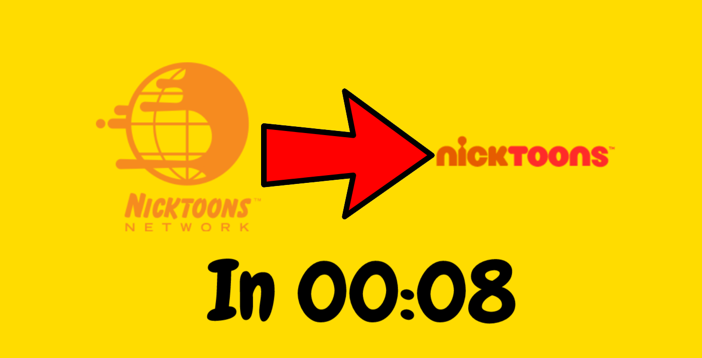 Nicktoons Lost Logo Change Found (September 28, 2009)