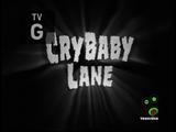 Cry Baby Lane (found Nickelodeon TV movie; 2000)
