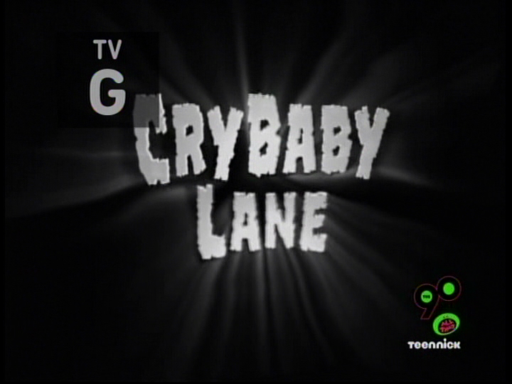 Cry Baby Lane (found Nickelodeon TV movie; 2000)