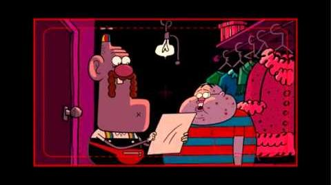 Flash pilot test from Uncle Grandpa (2010)