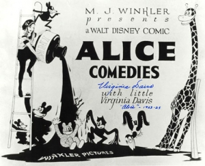 Alice Comedies (Missing 1920s Walt Disney Animated Shorts)