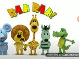 Rah! Rah! (Lost Raa Raa The Noisy Lion Pilot)