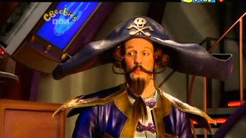 Space Pirates (2007 Children's Series)