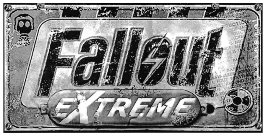 Fallout Extreme (Lost 2000's Video Game)