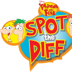 Phineas And Ferb's Spot The Diff (Partially Found Series Of Modified Differences 2008-2009)