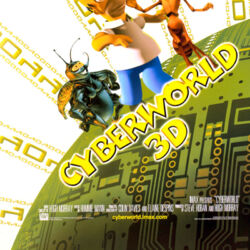CyberWorld (partially lost IMAX 3D-animated anthology film; 2000)