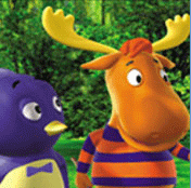 The Backyardigans (lost Pilot Episode; 2000's)