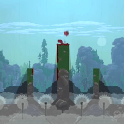 Super Meat Boy (lost early prototype builds of unfinished WiiWare port of platformer; 2009)