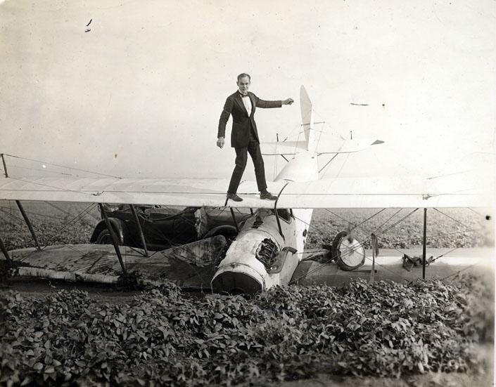 The Skywayman (Lost 1920 Film)