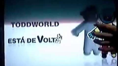 ToddWorld (Lost Brazilian Portuguese Dub)