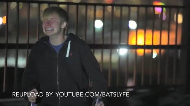 Killing Best Friend Prank (found video)
