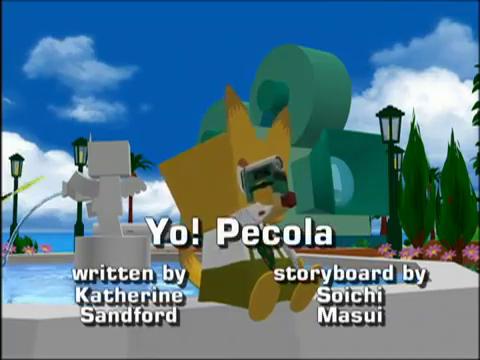 Pecola: Yo! Pecola/Great Cubes of Fire! (Lost Episode)