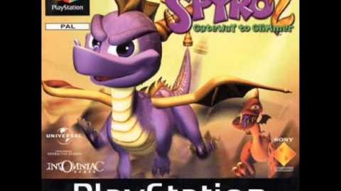 Spyro 2 Ripto's Rage Soundtrack - Idol Springs Fracture Hills