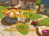 No More Magic, Zebedee (found English dub episode)