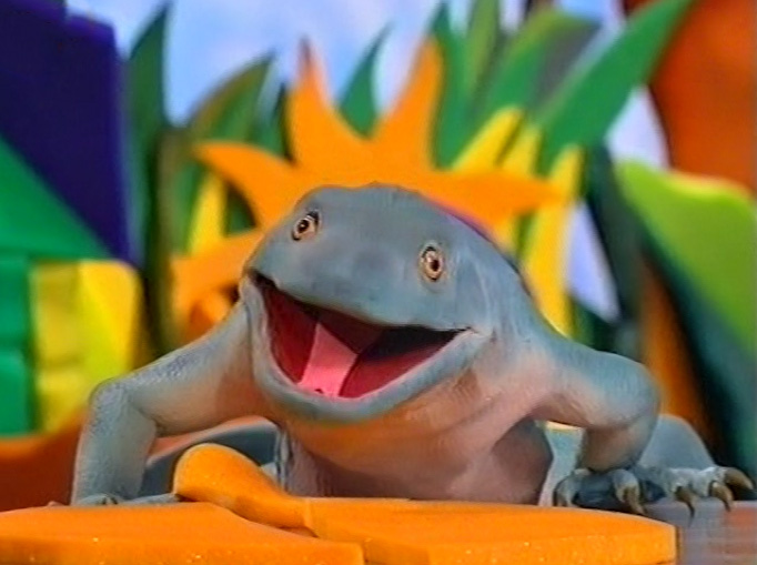 Episode 308: Monitor Lizard & Crocodile