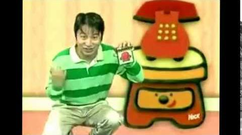 Blue's Clues (Partially Lost 2000 Korean Adaptation)