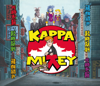 Kappa Mikey (Found Pitch Pilots)