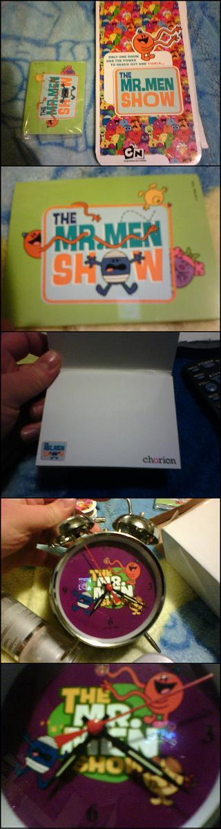 The Mr. Men Show Cartoon Network Press Kit