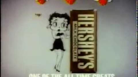 1989 Hershey's Chocolate Commercial