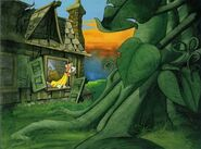 Cap'n O. G. Readmore's Jack and the Beanstalk art 3