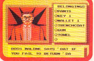 Deja Vu II/Ace Harding: Lost in Las Vegas (Unreleased NES port)