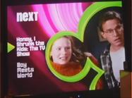 Disney Channel Next - Honey, I Shrunk the Kids and Boy Meets World