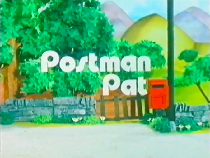 Il Postino Pat (Postman Pat Italian Dub (Seasons 1-2))