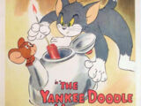 """Tom and Jerry """"Yankee Doodle Mouse"""" (Lost 1943 Cartoon Scene)"""