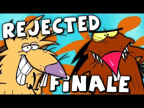 That_Time_Nickelodeon_REFUSED_To_Air_Angry_Beavers_Finale