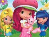Strawberry Shortcake: Berry Bitty Adventures (Lost Japanese dub)