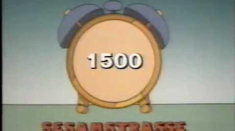 Sesamstrasse - Intro zu Folge 1500