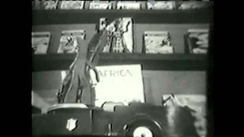 15 Second Footage From the Rare 1950's Opening of The Gumby Show-0