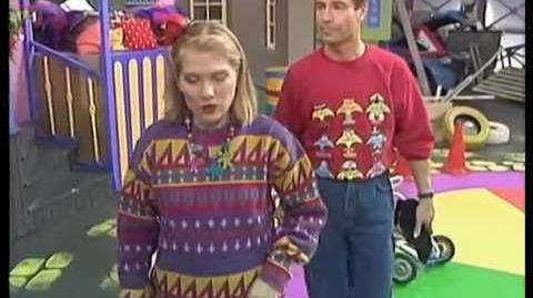 Sinterklaas in Sesamstraat 1990 Sesamstraat Aflevering Nederlands