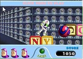 Toy Story 2 (2000 Disney.com game)