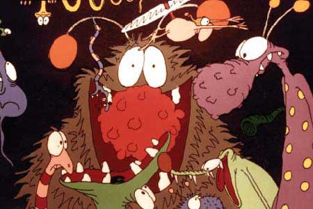 Pépère et Mémère (Lost French animation short film 1987)