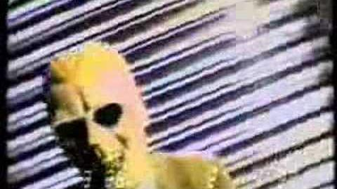 Max Headroom Television Hijacking (1987; Lost Audio From First Transmission Existence Unconfirmed)