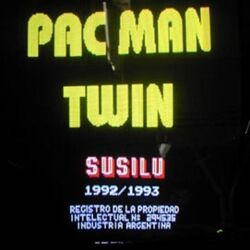 Ms. Pac-Man Twin (lost Ms. Pac-Man hack)