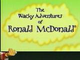 "The Wacky Adventures of Ronald McDonald Episode ""The Legend of McDonaldland Loch"" (Found 2003 VHS)"