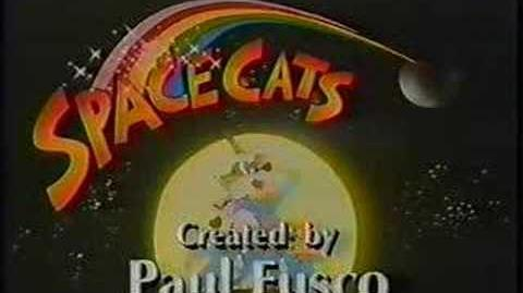 Space Cats(lost animated series)