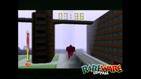 Superman 64 (Deleted Content; Late 90s)