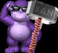 BonziWORLD Bonzi Ban Hammer Rare Sprite.png