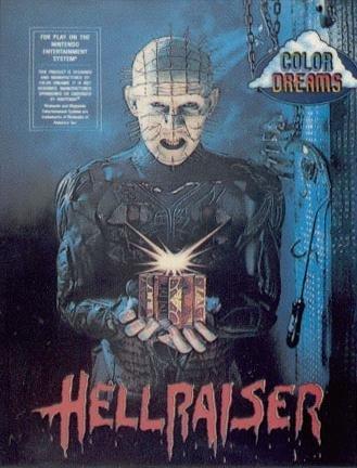 Hellraiser (Unreleased 1990 Video Game)