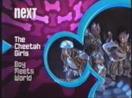 Disney Channel Bounce era - The Cheetah Girls to Boy Meets World