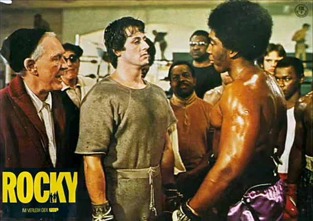 Rocky Deleted Scenes Footage (1976)