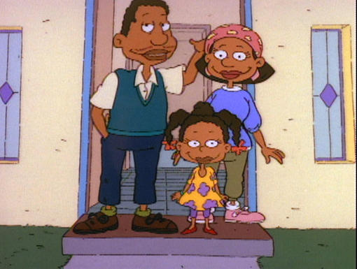 Rugrats: The Carmichaels (Cancelled 1999 Spinoff)