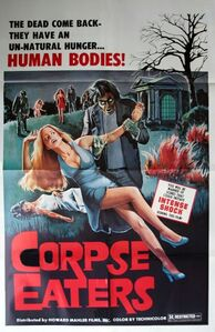 Corpse eaters one sheet
