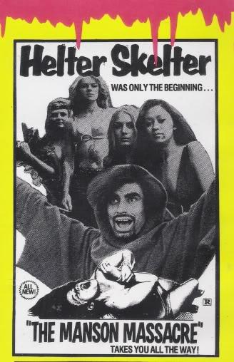 The Manson Massacre (1971 Film; Missing English Audio)