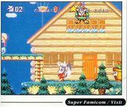 Cooly Skunk (unreleased Super Famicom version) 5